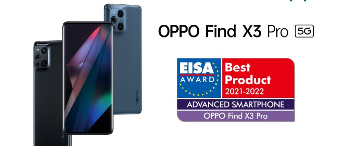OPPO Find X3 Pro EISA
