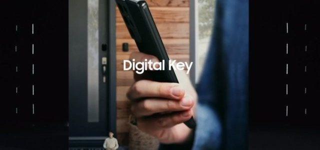 Samsung digital key